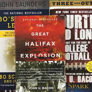 Best Selling Books by John Bacon