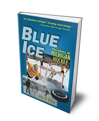 Blue Ice book cover