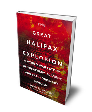 The Great Halifax Explosion book cover